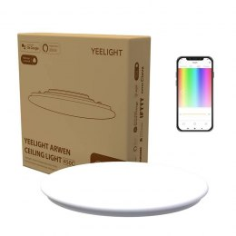 Inteligentna lampa sufitowa Yeelight Arwen Ceiling Light 450C